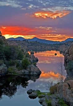 Watson Lake - Prescott AZ Great Places, Places To See, Beautiful World, Beautiful Places, Beautiful Scenery, Skier, Lonely Planet, Beautiful Landscapes, The Great Outdoors