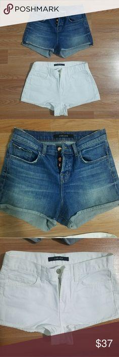 Bundle J Brand shorts 2 pairs of j brand in very good conditon J Brand Shorts
