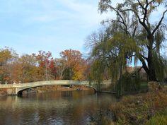 Automne à Central Park, New York
