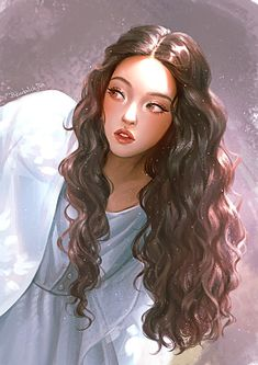 Characters/Name/Look/writingprompts/ideas Study Karmen Loh Anime Art anime art CharactersNameLookwritingpromptsideas Karmen Loh Study Digital Art Girl, Digital Portrait, Portrait Art, Digital Art Anime, Art Anime Fille, Anime Art Girl, Manga Art, Girly Drawings, Art Drawings