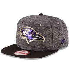 NFL Baltimore Ravens New Era 2016 NFL Draft Original Fit 9FIFTY Snapback Adjustable Hat