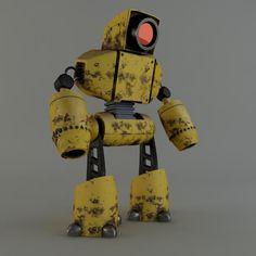 robot3 https://3docean.net/item/robot3/16101720?s_rank=11