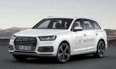 Audi lançará utilitário elétrico em breve +http://brml.co/18Y1cgs