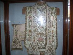 Vestments of St. Francis of Xavier