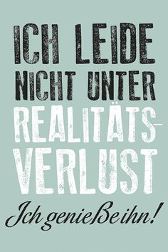 "moses. Verlag GmbH Magnet ""Realitätsverlust""   Online Shop moses. Verlag - besondere Geschenke"