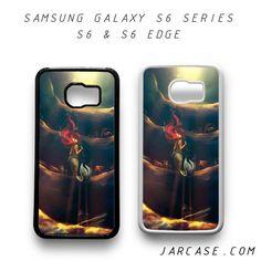 ariel wanna see the world Phone case for samsung galaxy S6