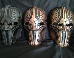 Sith-Akolyth Maske alte Republik Revan Star Wars von Bigwater99