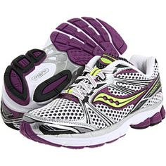 My new running shoes. Saucony ProGrid Guide 5s. So far, so good!