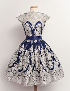 Chotronette. I love the contrasting colors, and I have always been a huge fan of lace.