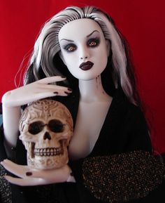 ... Celebration of Halloween and the Day of the Dead by Arlene Loves Dolls