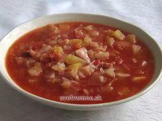 Kapustovo-paradajková polievka • Recept   svetvomne.sk