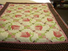 Tulip Quilt- ask Kim and Kathy to make