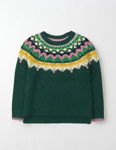 Fair Isle Sweater | Boden | Knitting | Pinterest | Fair isles ...