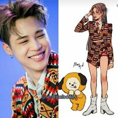 Bts Bangtan Boy, Bts Jimin, Suga Suga, K Pop, Bts Clothing, Bts Girl, Bts Inspired Outfits, Bts Playlist, Bts Drawings