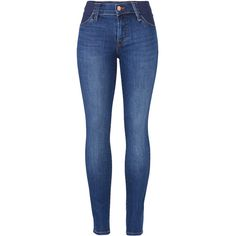 J BRAND Surrey Lane Maternity Jean ($35) ❤ liked on Polyvore featuring maternity