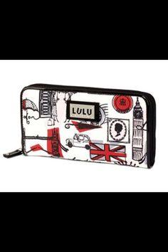 7ed8540faf Lulu Guinness Purse Lulu Guinness, Clutch Wallet, Wallets For Women,  Sterling Silver Rings