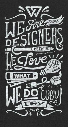 Typography for Designers.