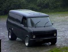 Goth Motors Bedford Van, Gmc Vans, Old Jeep, Vanz, Panel Truck, Old Pickup, Cool Vans, Car Chevrolet, Automobile