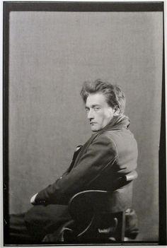 Antonin Artaud by Man Ray, Paris1926