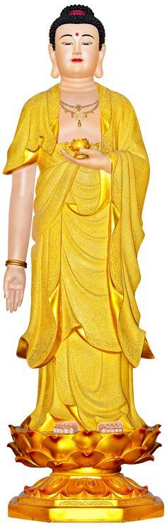 Png A Di Da Phat Quan The Am Guanyin Buddha 170 by kwanyinbuddha
