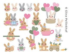 Amazing Eline Pellinkhof: Winner Of A Child Bunny Breathtaking Eline Pellinkhof: Winner . Baby Bunnies, Bunny, Marianne Design Cards, Heart Balloons, Cat Cards, Hand Embroidery Patterns, Animal Crafts, Punch Art, Soft Dolls