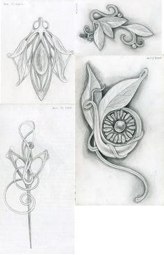blog.illustrationcastle.com » Blizzard Art Contest - Concept Sketches