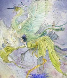 Stephanie Pui-Mun Law - Dreamdance Oracle