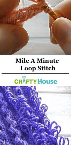 Knitting Speed Stitches Per Minute : 1000+ images about Knitting/Crochet on Pinterest Knitting, How to knit and ...