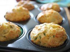 Veg Recipes, Cheddar, Bacon, Muffin, Breakfast, Food, Posts, Vegetarian Recipes, Morning Coffee