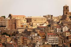 Enna Sicily Italy