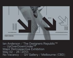 Ian Anderson — The Designers Republic