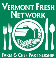 Vermont Fresh Network is the non-profit organization behind that green sign in the window of your favorite restaurant—but who are they really? They're a network of agriculture and culinary professionals—farmers, food artisans and chefs working together to bring the best Vermont has to offer to tables all across the state. Every Vermont Fresh Network chef partners with at least four (4) local farmers and sources 15% of their ingredients locally—many go above and beyond!
