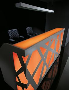 Zig-Zag by MDD | Entrance: Reception desks | Reception / Entrance area
