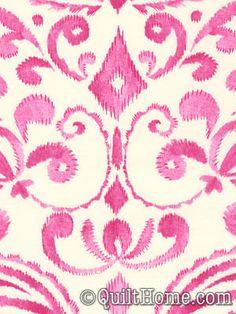 Pink Fabric.