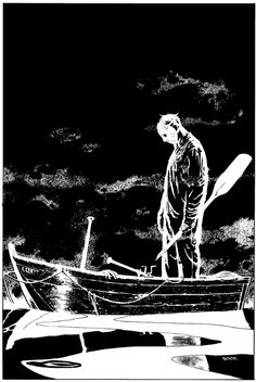 Jason Voorhees - Friday the - Ryan Sook Jason Friday, Friday The 13th, Jason Voorhees, Best Horror Movies, Scary Movies, Horror Icons, Horror Art, Slasher Movies, Black And White Artwork