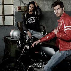 Enhance your personality. Moto Guzzi, Biker Style, Pride, Punk, Personality, Beautiful, Car, Fashion, Moda