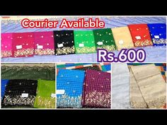 Designer Cut work dupattas with Best Price & Address | Courier Available | Net & Organza dupattas - YouTube Hyderabad, Cut Work, Youtube, Blouses, Design, Cutting Practice, Blouse, Embroidery