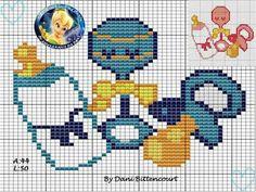 Pixel Crochet Blanket, C2c Crochet, Filet Crochet, Cross Stitch For Kids, Cross Stitch Baby, Cross Stitch Kits, Cross Stitch Patterns, Crochet Patterns, Yarn Projects
