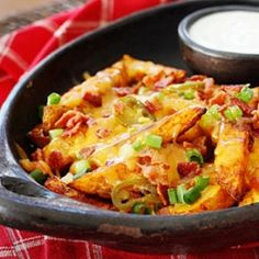 Texas Cheese Fries from Texas Recipes