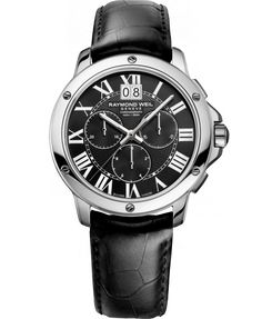 Check out this Mens 40 mm diameter #Tango #watch from @raymondweil