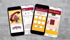 Cavaliers Launch All-New Mobile App