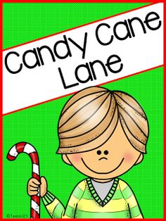 Teach123 - tips for teaching elementary school: Candy Cane FREEBIE