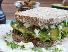 Easy Peasy Sandwich mit Avocado