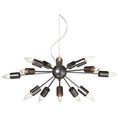 "Possini Euro Hemingson 35 1/2"" Wide Candelabra Pendant Light - #8R400-05157   LampsPlus.com"