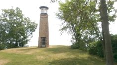 Asylum Lighthouse in Oshkosh