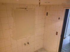 Concrete Design, Alcove, Bathtub, Bathroom, Standing Bath, Washroom, Bathtubs, Bath Tube, Full Bath