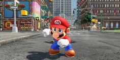 Super Mario Odyssey FIRST TRAILER Nintendo Switch http://ift.tt/2jLcUo4
