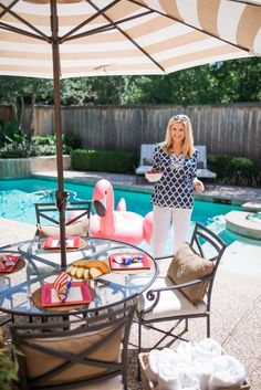 Tanya Foster | Dallas Lifestyle Blogger | Staying cool with Talbots | Dog Days of Summer | http://tanyafoster.com