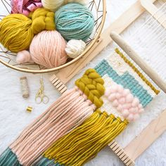 New listing! I am also set up today (Sat June at Industry Flea here in Oklahoma City ☀️ Weaving Wall Hanging, Weaving Art, Tapestry Weaving, Loom Weaving, Hand Weaving, Oklahoma City, Textiles, Art Mural, Weaving Techniques