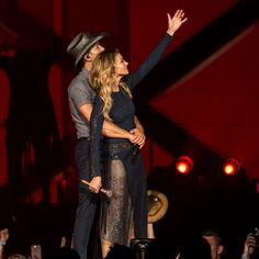 Faith Hill and Tim McGraw heat up Vancouver | CTV Vancouver News